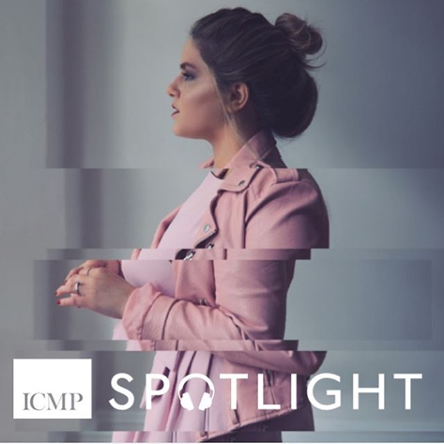 ICMP SPOTLIGHT ✨ thank you @icmplondon for choosing to shine the spotlight on my new single this week! WE JUST SAID IT ALL #newmusic #inbal_music . . . Link in bio 👆