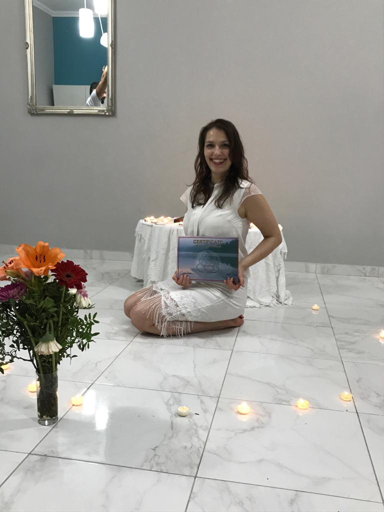 Next certificate can be yours. Come to learn authentic proffesional tantra massage and discover the secreat.