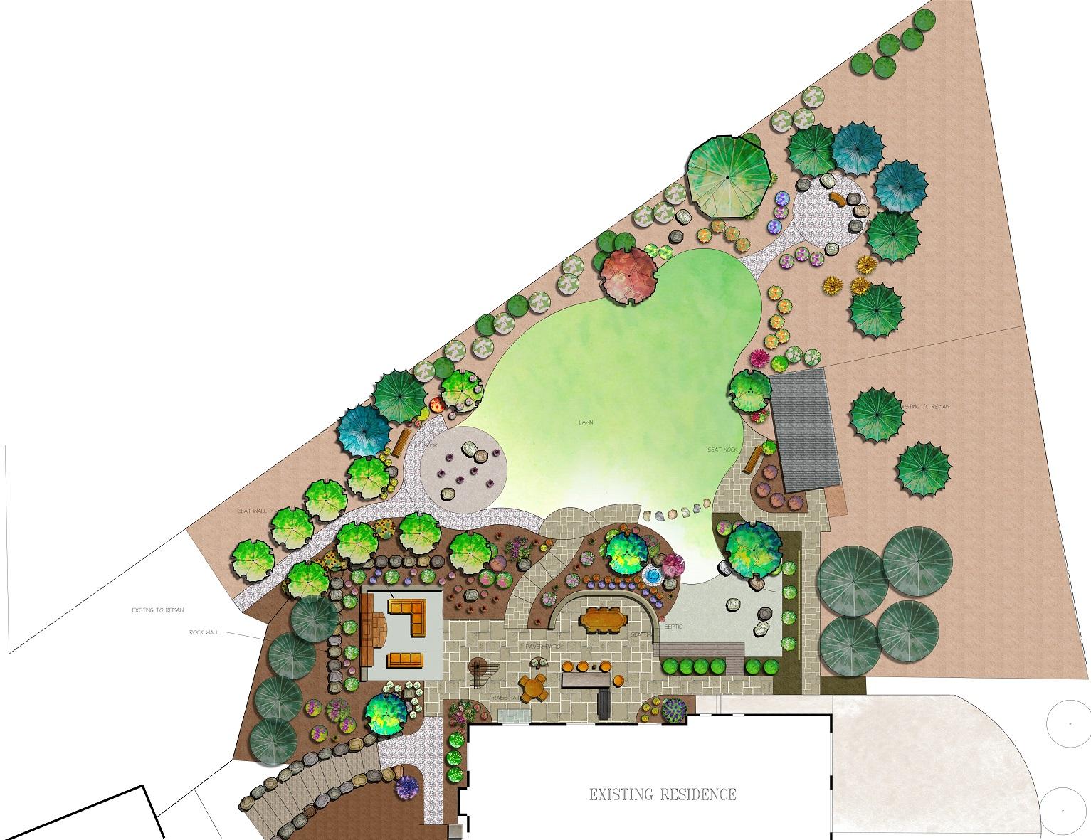 Landscape architecture by top landscape designer in Reno NV