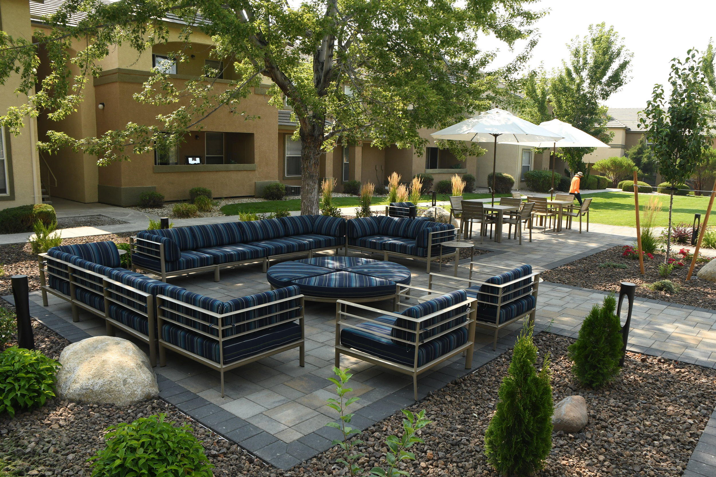 FireSky Outdoor: Designed by Landscape Architects, Built ... on Backyard Landscaping Companies Near Me id=77979