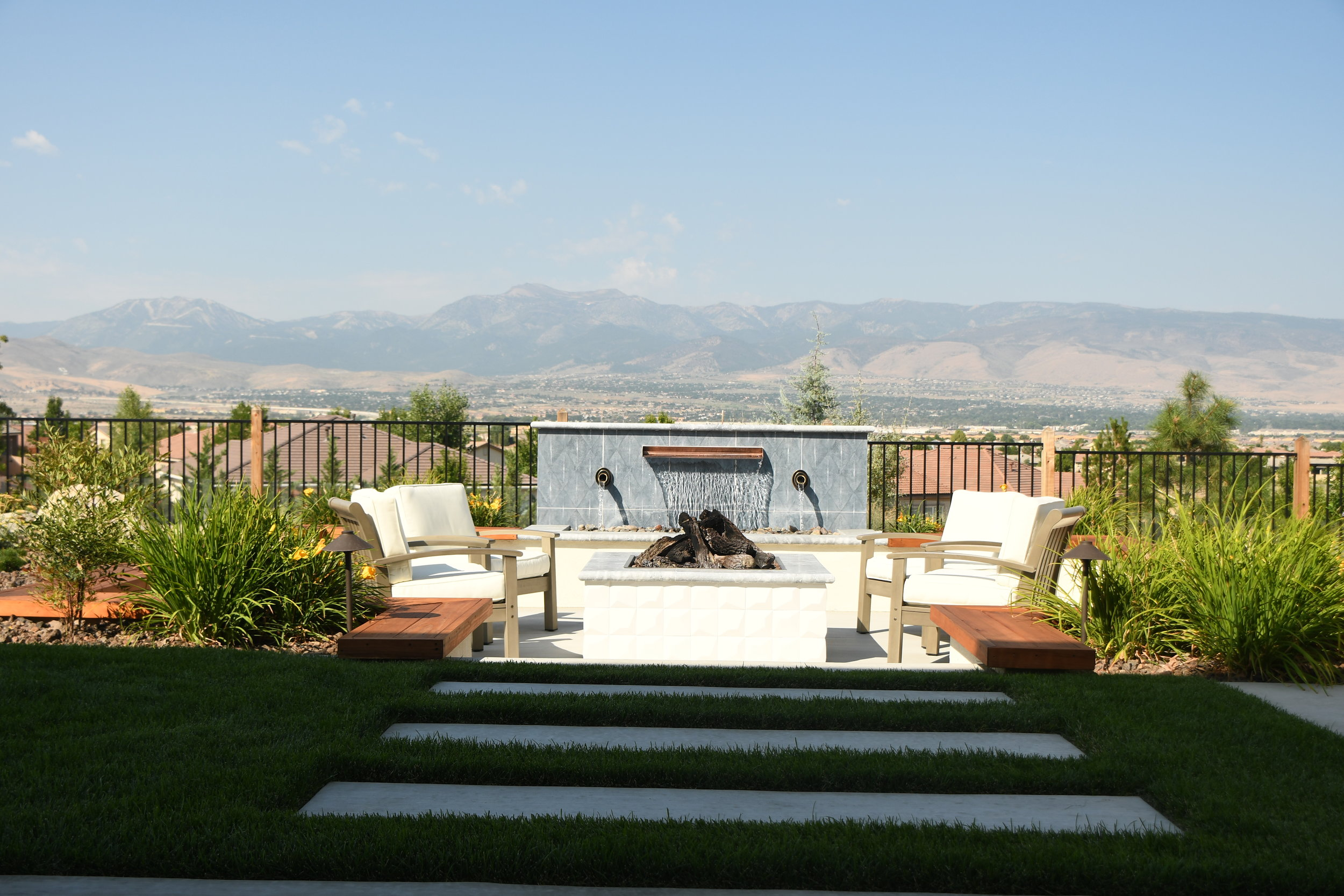Landscapers Near Me in Spanish Springs, NV, That Build Designs for Luxury Homes