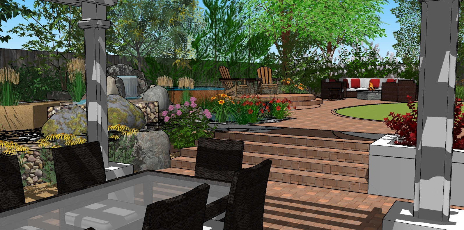 Advantages of Working With Highly Experienced Landscaping Companies in Rocklin, CA
