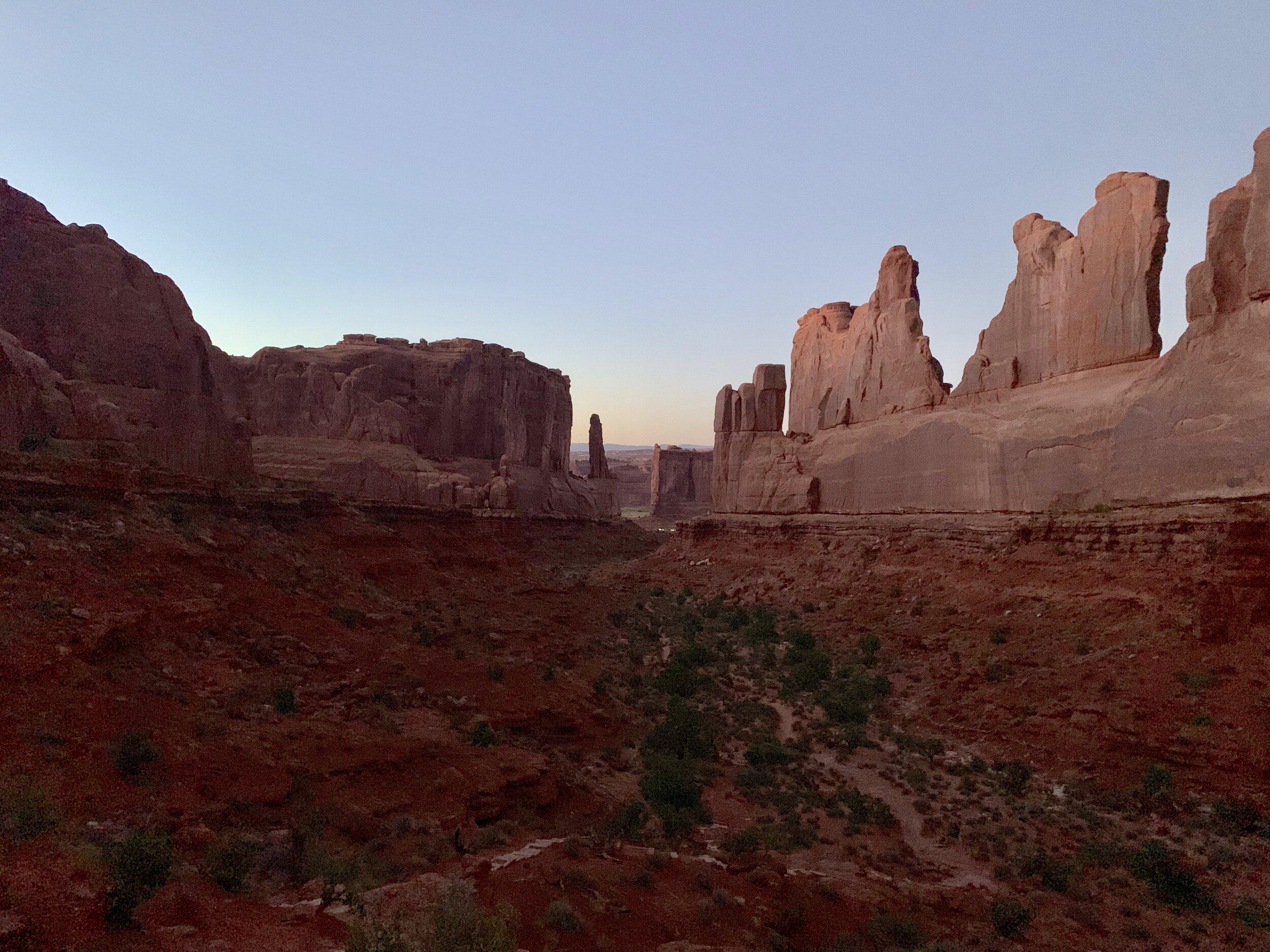 7 arches twilight.JPG
