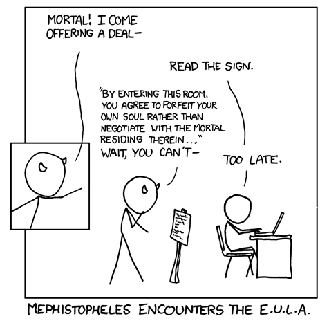 XKCD Always Gets It