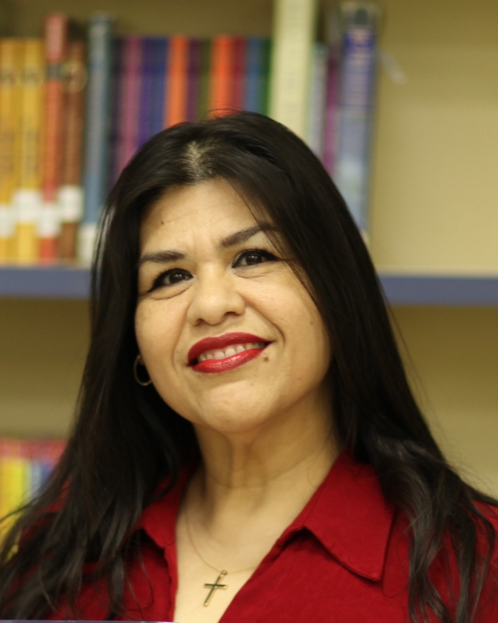 Guadalupe Garcia McCall's author photo