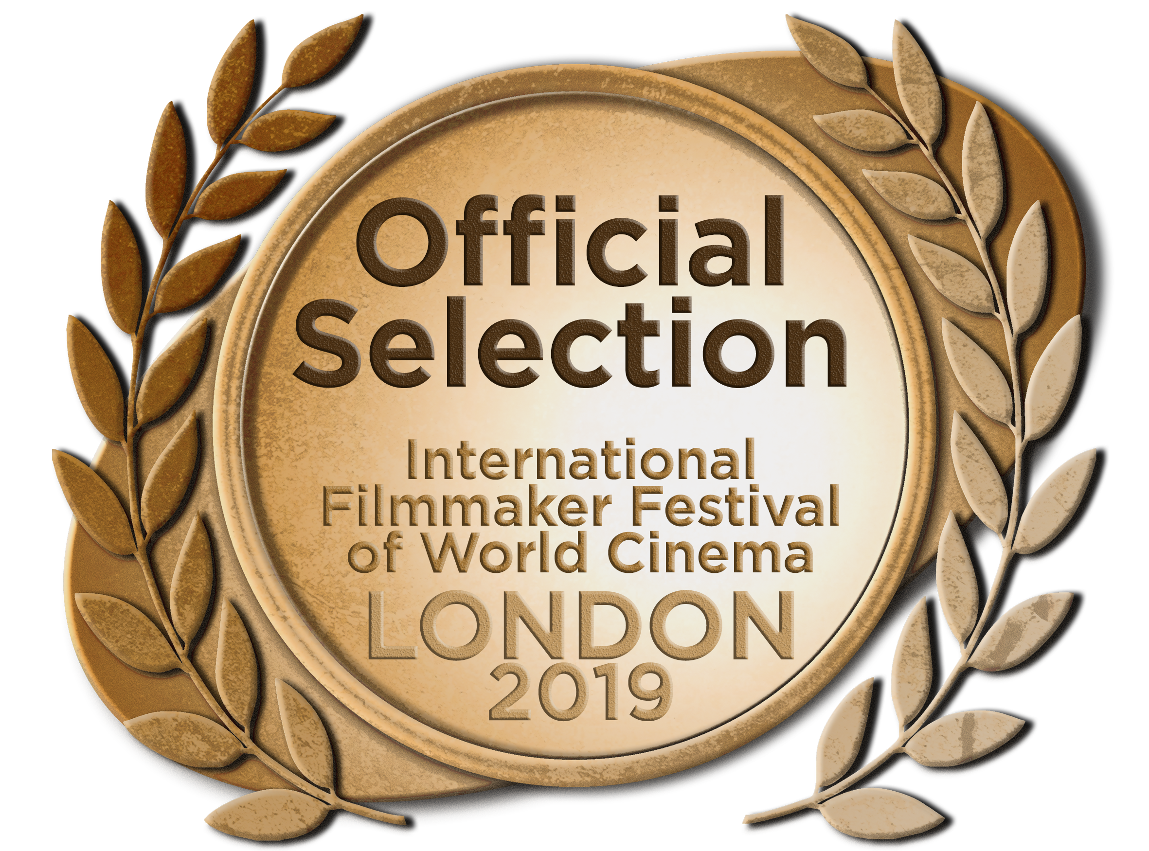 Official Selection - International Filmmaker Awards, London for Best Unproduced Script