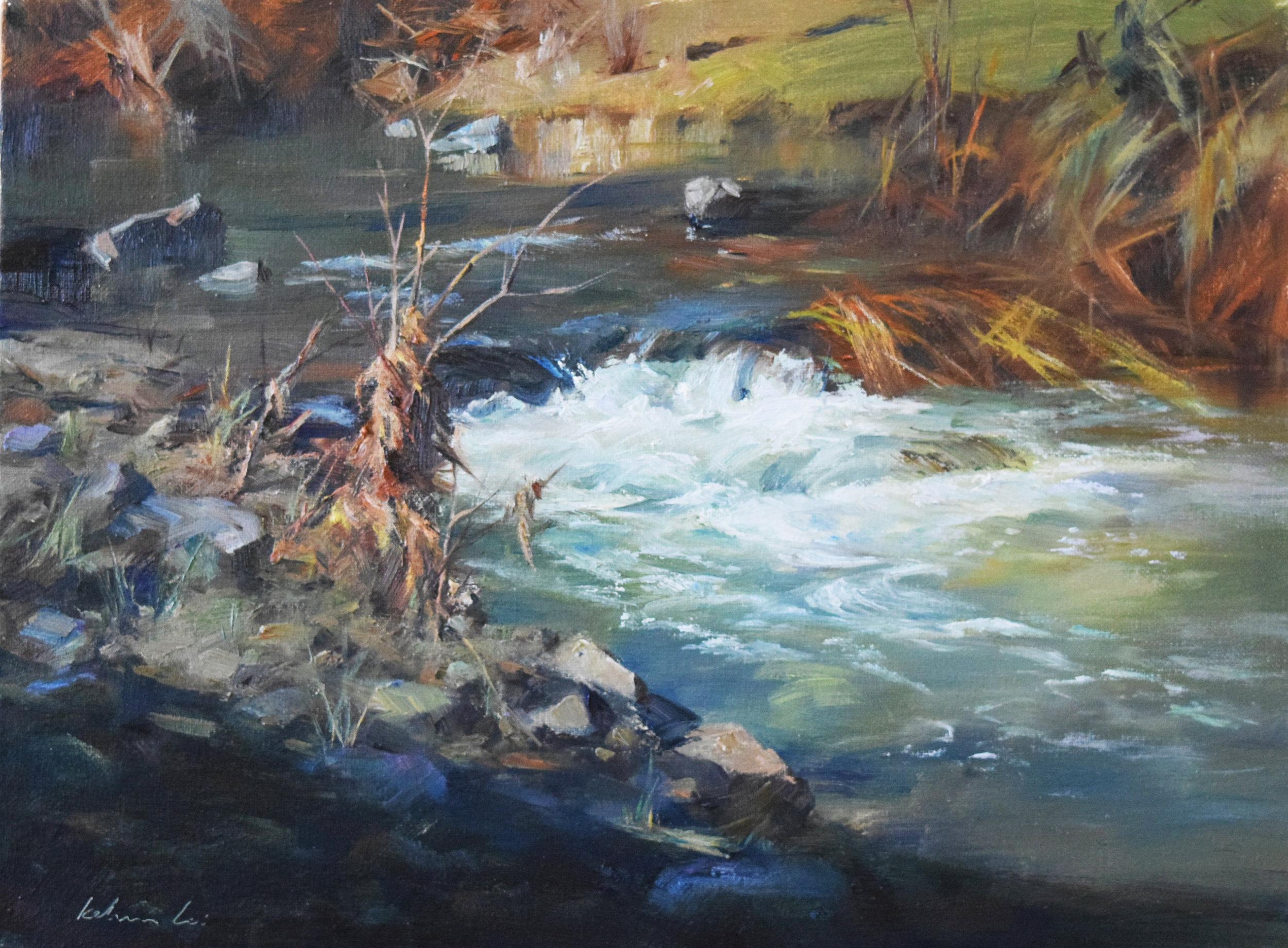 River Series #2