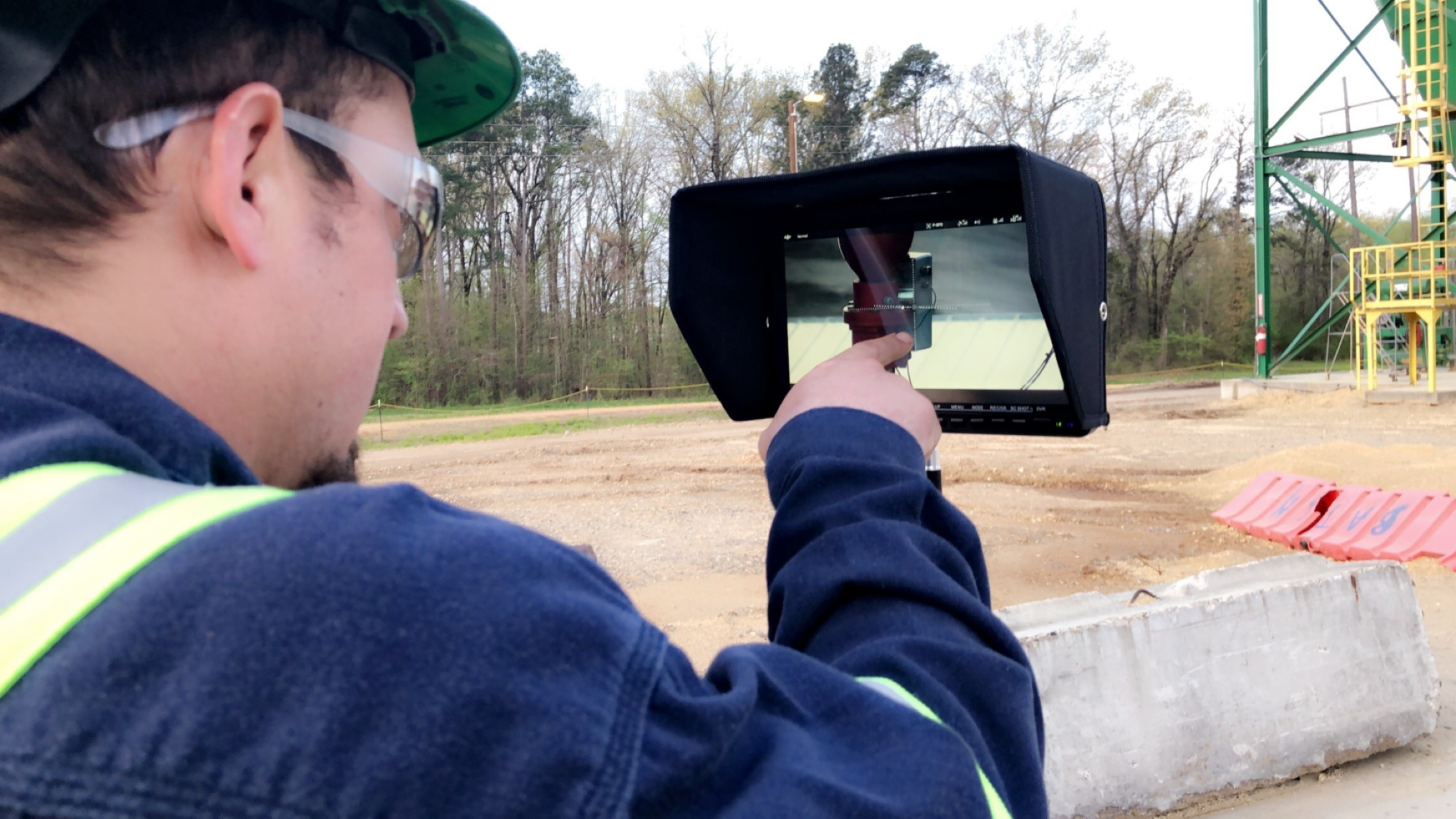 Front Page Drone Inspection Gallery - Foley Aerial Services — Foley