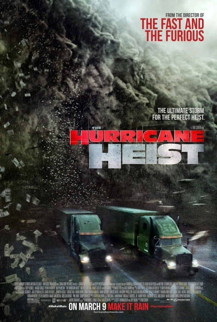 """.5 Brains - I did some searching for """"hurricane"""" themed movies while Dorian was approaching, and to say the """"pickins"""" were slim would be an accurate statement.It seems hurricanes are not the go-to natural disaster when wanting to create a feature-length film.I assume the antagonist hurricane sticks around throughout most of the film but this reviewer did not. I started and stopped the film 3 separate times and never made it past the 25min mark.It started with the soon-to-be steamrolled-by-a-rolling-water-tower father driving two boys under 10 (sorry, I don't know kids ages). The boys, I assume both are nearsighted, are oddly oblivious to the tree-leveling weather that is within arms reach. They are riding shotgun in a rickety ol' tow-truck while their father, soon-to-be-an-IHOP-special, tries to outrun the surprise hurricane that has descended on top of them. Somehow the ol'tow truck careens off the road and gets stuck on a rock or """"high centered"""" as the soon to be squashed dad tells us.Luckily, ol rickety tow truck has a winch and almost-flat-father knows how to use it. Pounding-sand papa plans to wrap the winch cable around a tree and winch the truck off the big rock, but first he must get the boys out of the safety of the truck and run them inside a mystery house 100 yards away.Outside? yeah it's bad..There is debris striking the truck like it's competing on American Gladiators, specifically facing Malibu on the tennis ball cannon.Here is a quote taken from when they bust into a strangers house without warning.""""Hello? Hello?I'm sure it's all right.You boys stay in here.I gotta get that truck back on the road.You understand?""""As an outsider, watcher of this scene—NO I DONT UNDERSTAND. You want the truck back on the road, because it is safer to be in the truck """"outrunning"""" a hurricane. You also want the boys in the house because it is safer than in the truck.Here we go baby!We are 1minute, 15 seconds in and, in the background, we see a cylindrical water tower fall t"""