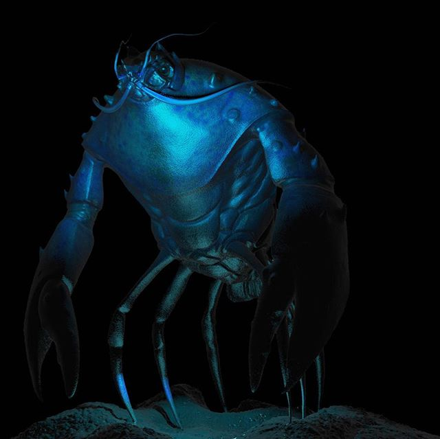 You ever look really long at lobsters and realize theyre just underwater insects? Thats a clawsible theory