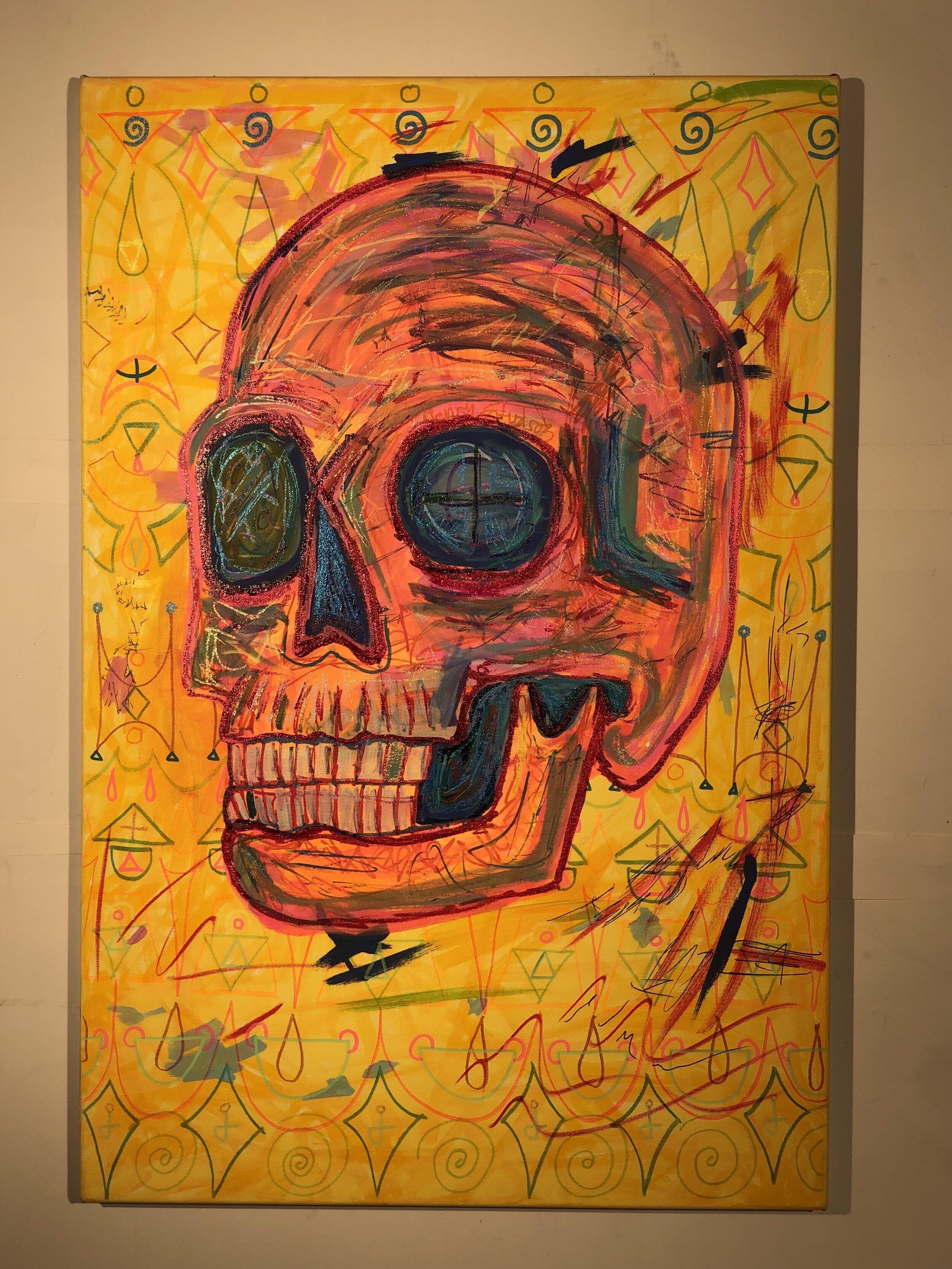 Title: Skull