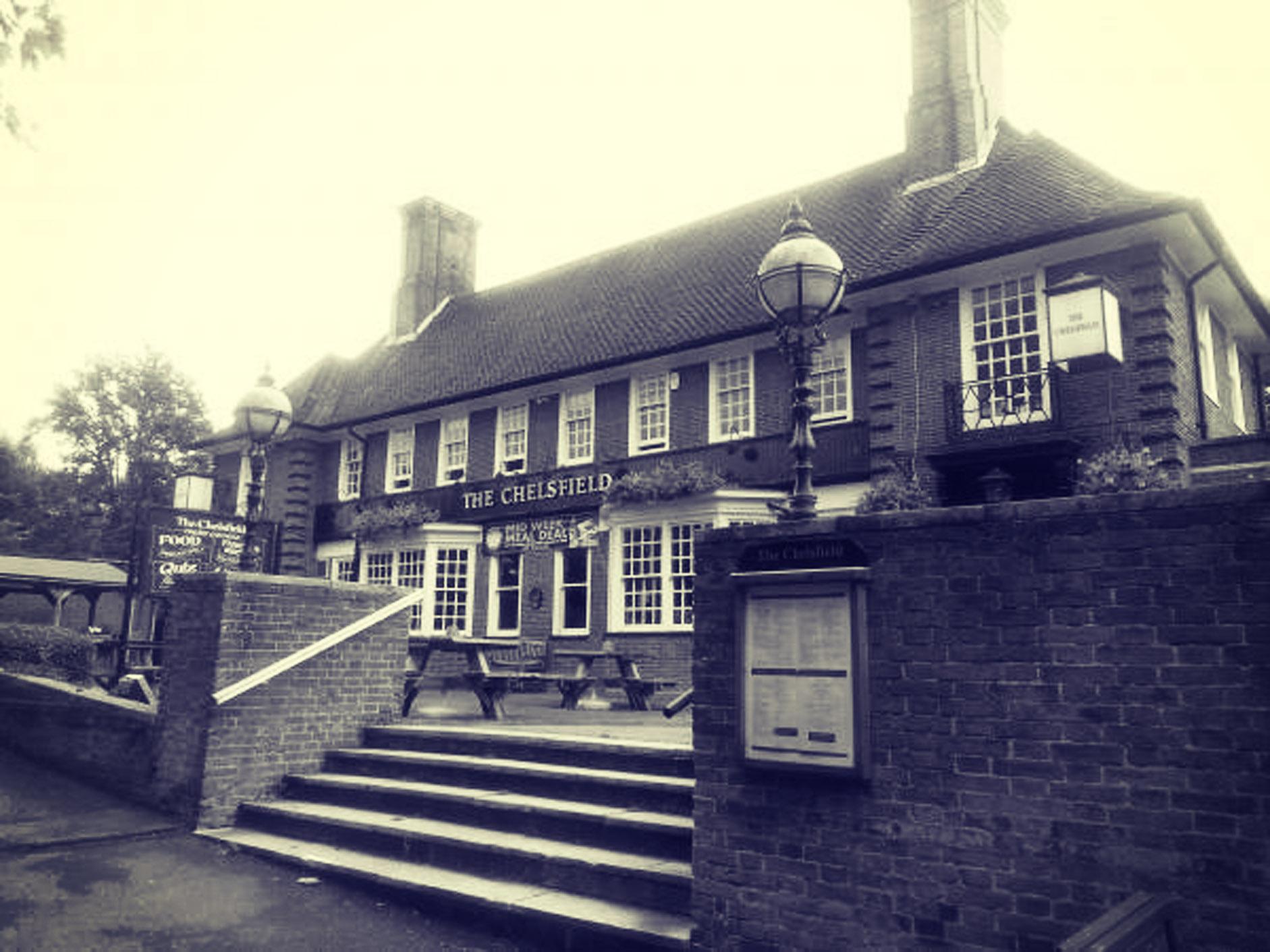 the chelsfield pub orpington
