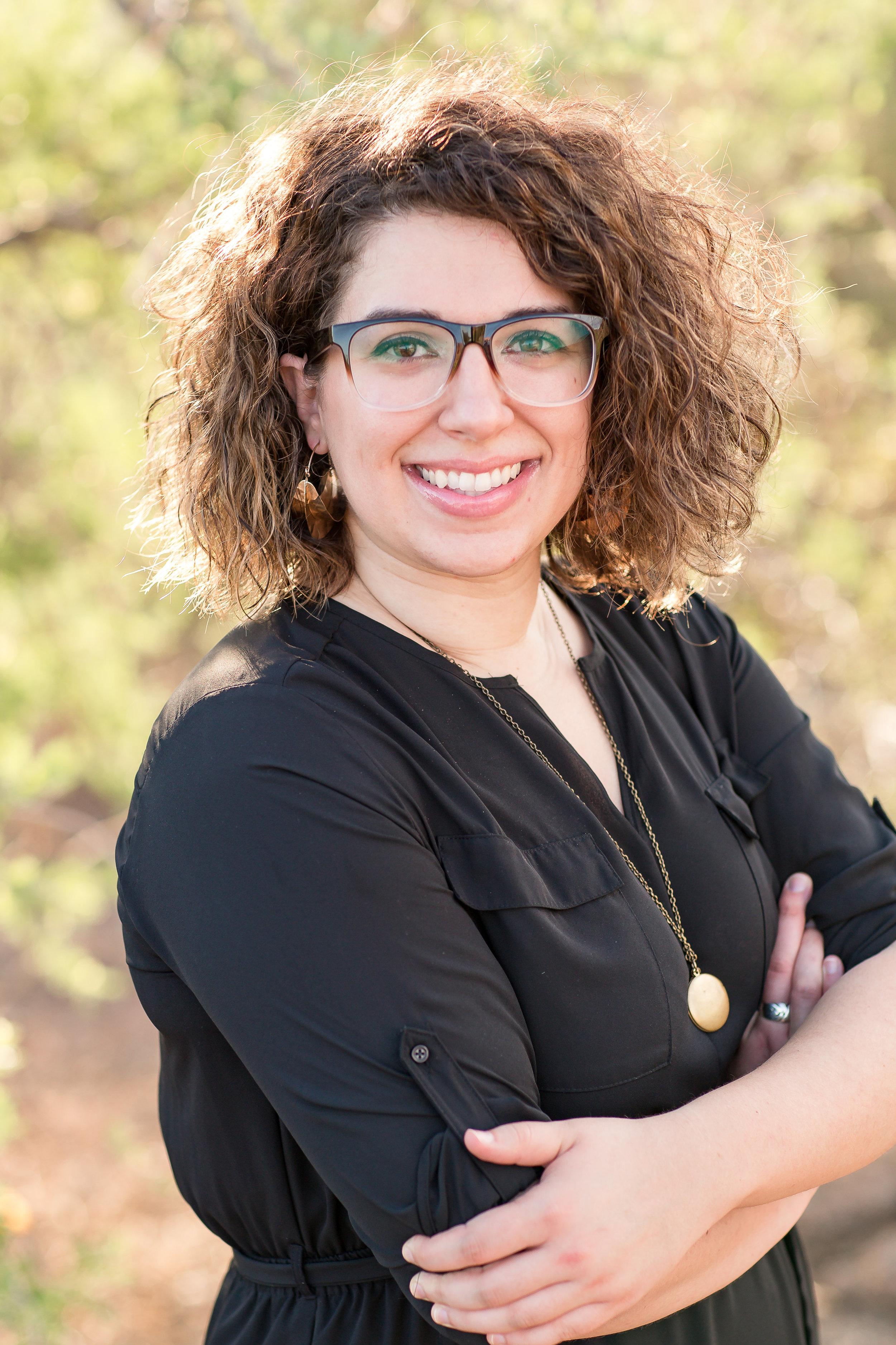 Jessica Drachenberg, MA-MFT, LAMFT
