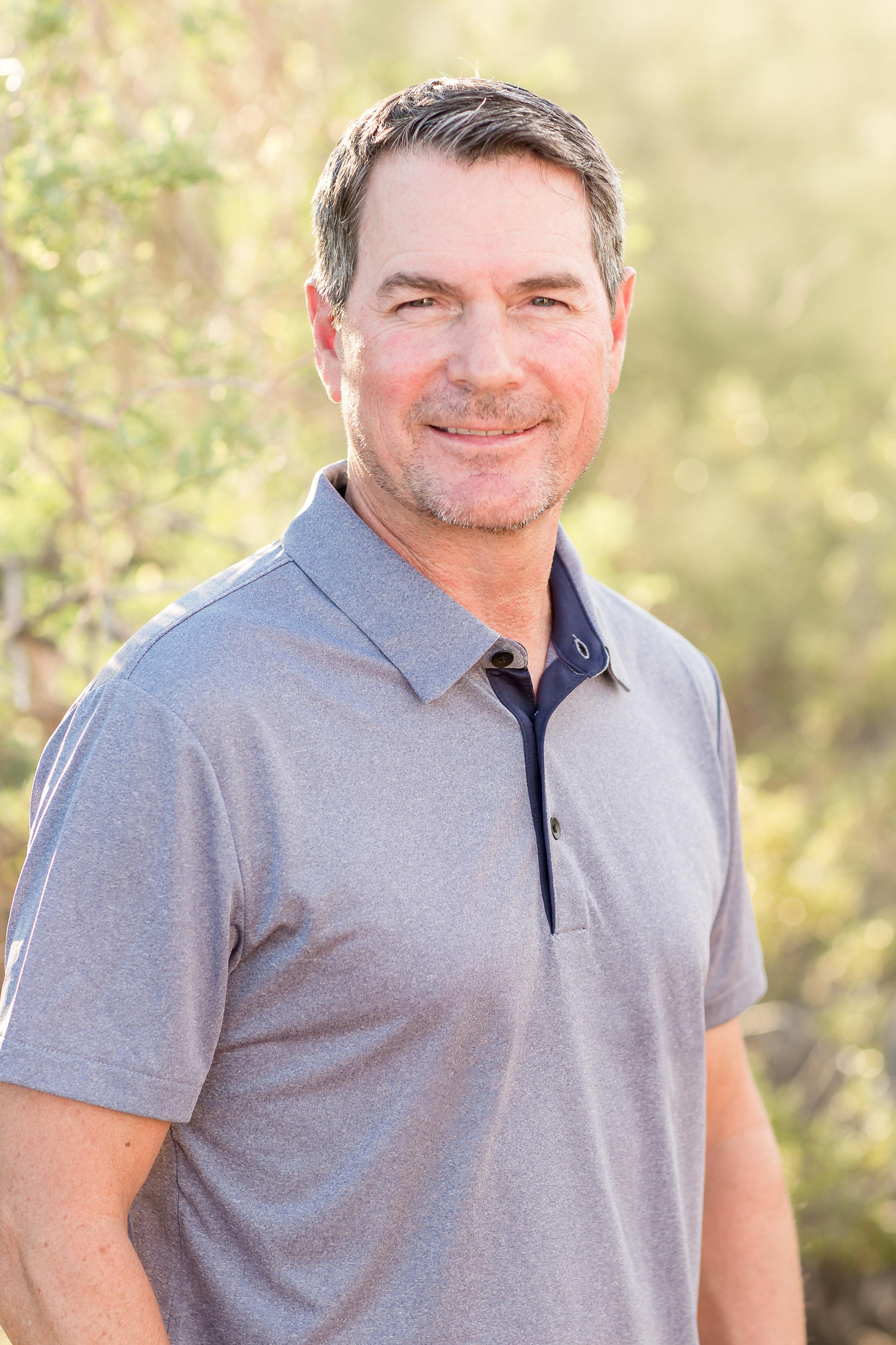 Terry Thorstad, MSC, LPC