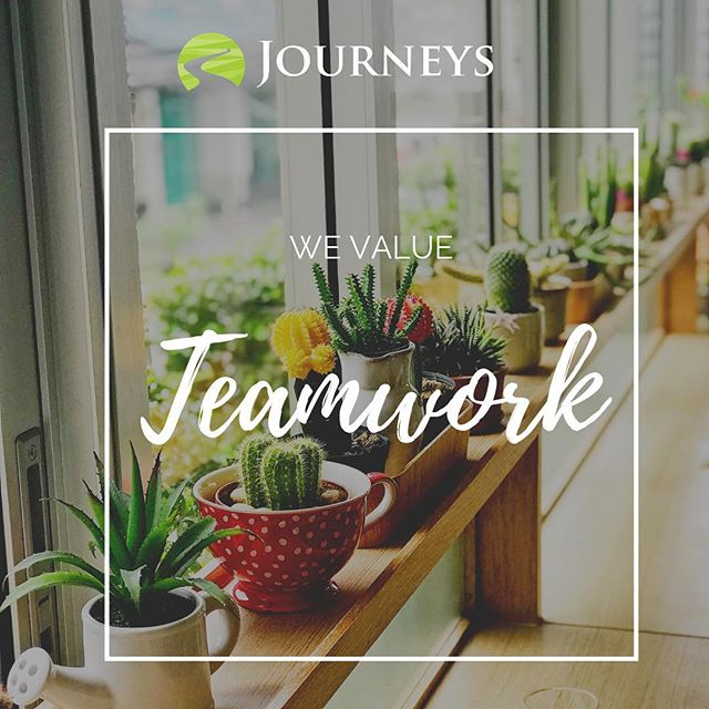 Our team at @journeyscounselingaz  is invested in supporting each other and working together to meet the needs of individuals, families and communities. We highly value teamwork and believe that it helps us meet the needs of our clients more holistically.  #values #teamwork #teamworkmakesthedreamwork #journeys #journeyscounseling #journeyscounselingcenter #tempe #tempeaz #tempearizona #mentalhealth #clinicians #therapy #counseling #counselingpsychology #therapist #therapists