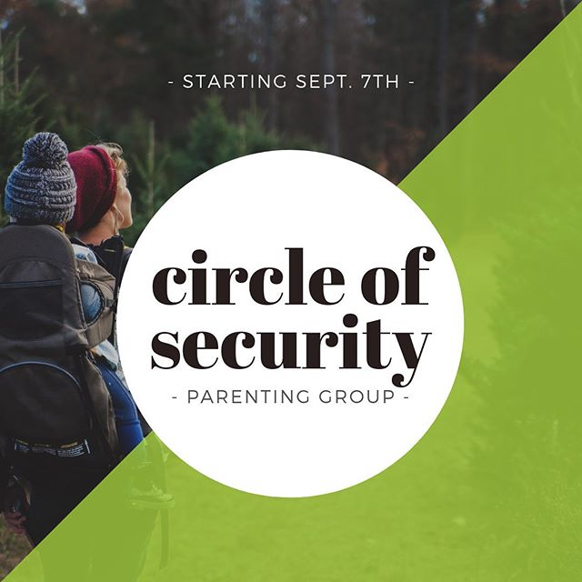 Journeys is hosting an 8-week parenting group called Circle of Security that starts THIS Saturday! visit the link in our bio to learn more!