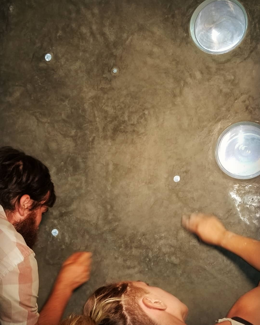 TADELAKT - A highly waterproof plaster system