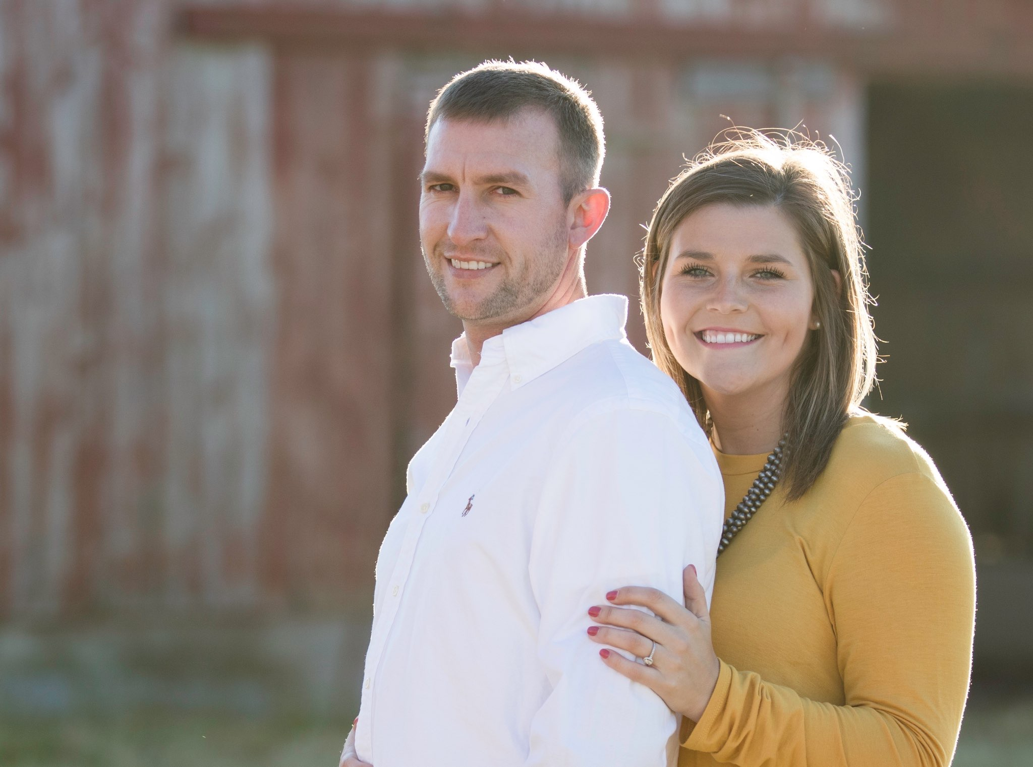 Madison & John - We've always known God's timing is perfect and that couldn't be more true when it comes to us. After dating for two and a half years, John popped the question on November 3, 2018 at a cattle sale in Lima, Ohio. We are so grateful that we share the same passion for the livestock industry.After meeting Mike and Robin for the first time, we had no doubt in our minds that the venue we had always dreamed of would be finished and perfect by September 7th! We can't wait to celebrate our big day at New Journey Farms.