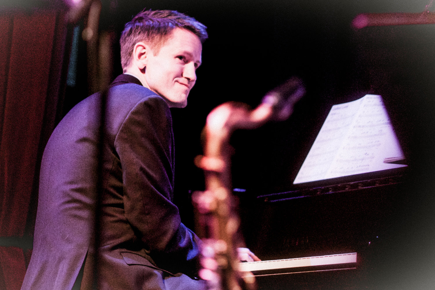 """""""A monster of a pianist.""""  —    Chicago Jazz Magazine   """" One of the best kept secrets in Chicago """"  — Mark Ruffin, Listen Here! Radio"""