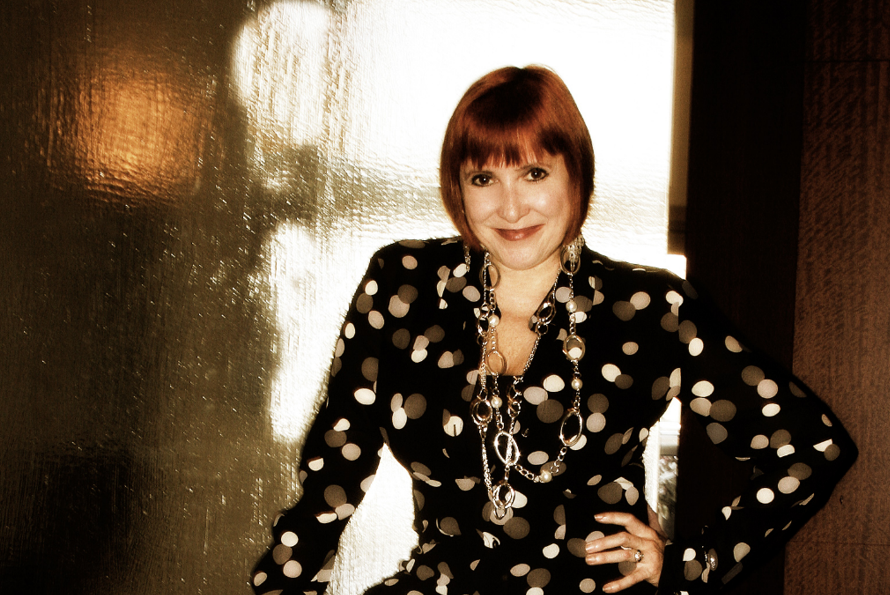 """""""The elegant style and vocal delivery of Chicago vocalist Spider Saloff secure her place in the tradition of great female jazz singers."""" -   WTTW Channel 11, (PBS) Network Chicago    """"Her voice takes on a lovely Billy Holiday-like quality. Saloff will win you over completely."""" -   New York Post"""