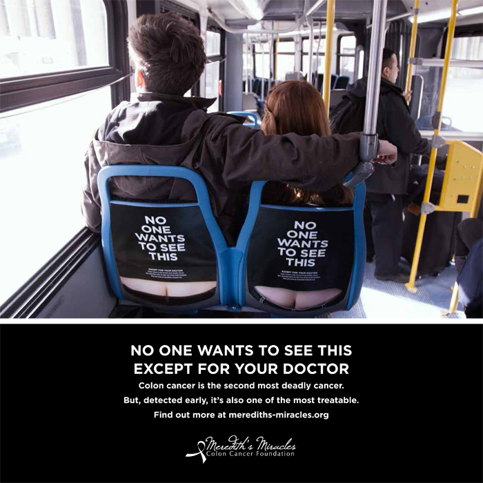 Butt Bus Colon Cancer Awareness