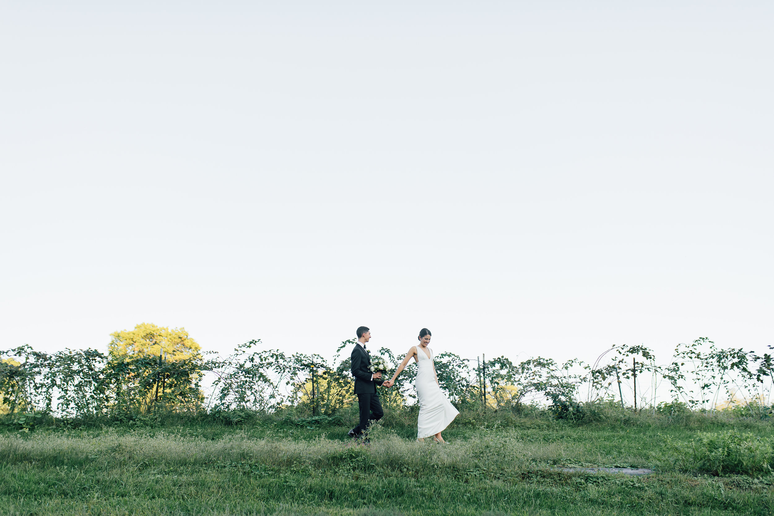 bride and groom blue hill stone barn wedding NY_CT wedding photographer