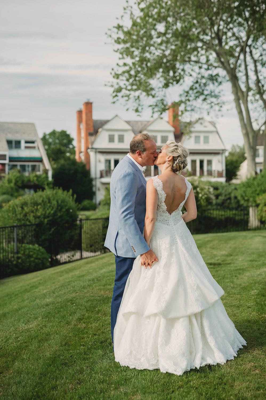bride and groom stamford wedding_nautical wedding stamford CT