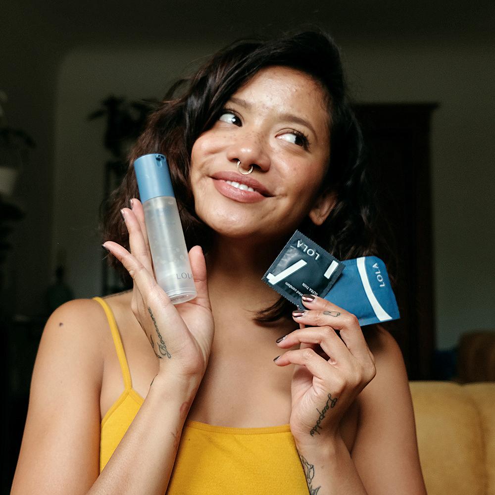 HYPEBAE: Bianca Venerayan reviews LOLA's latest product line