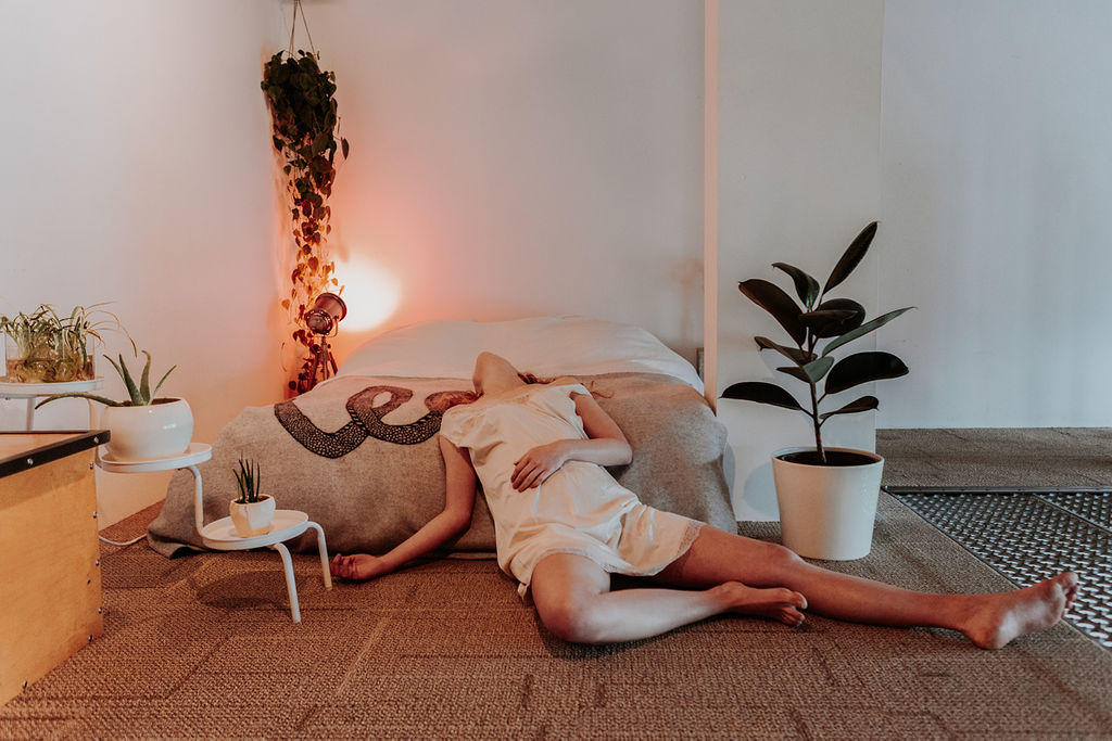Beneath The Room Noise - A Photo Series. Creative directed by Miel Enage and Iris Chia
