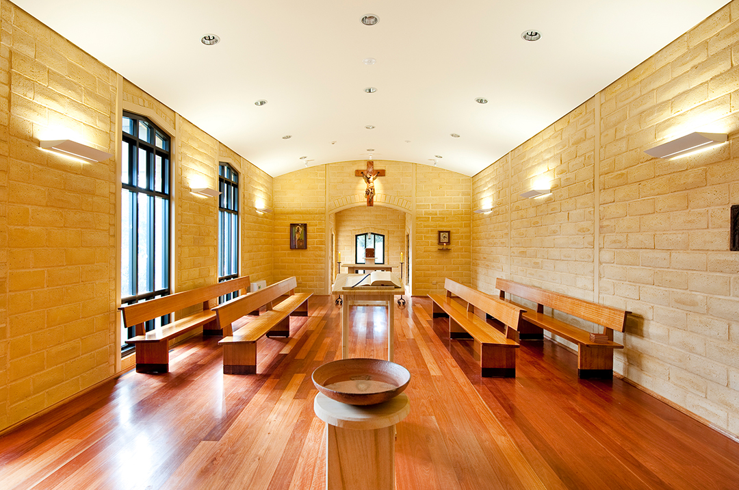 Priory for the Discalced Carmelite Fathers, Varroville