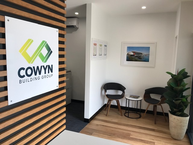 COWYN Charmhaven Office