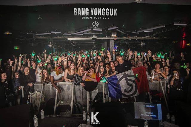 THANK YOU PARIS!!! 🇫🇷 ♡  #BANGYONGGUKINPARIS . . 📸 © @jchunghee - Chung Hee Jee Photographer for #KEvents . . .  WWW.OFFICIALKEVENTS.COM  Please follow @officialkevents on Facebook, Instagram and Twitter . . .  #방용국 #babyz #yamazaki #hikikomori #bangyonggukEuropeTour #concert #tour #Glazart #Paris . . NEXT: Madrid 🇪🇸 ready?