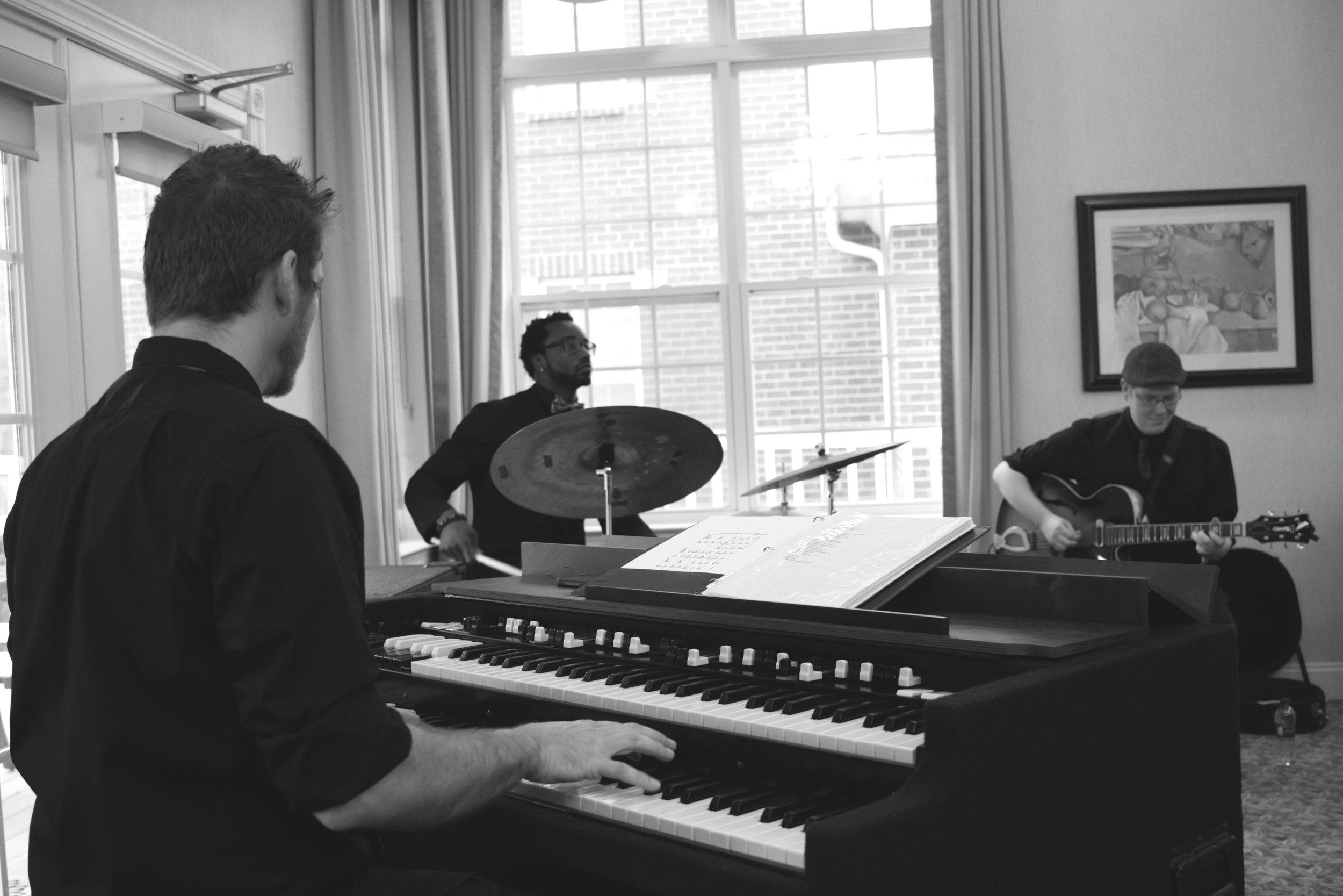 Daniel DeLorenzo Trio