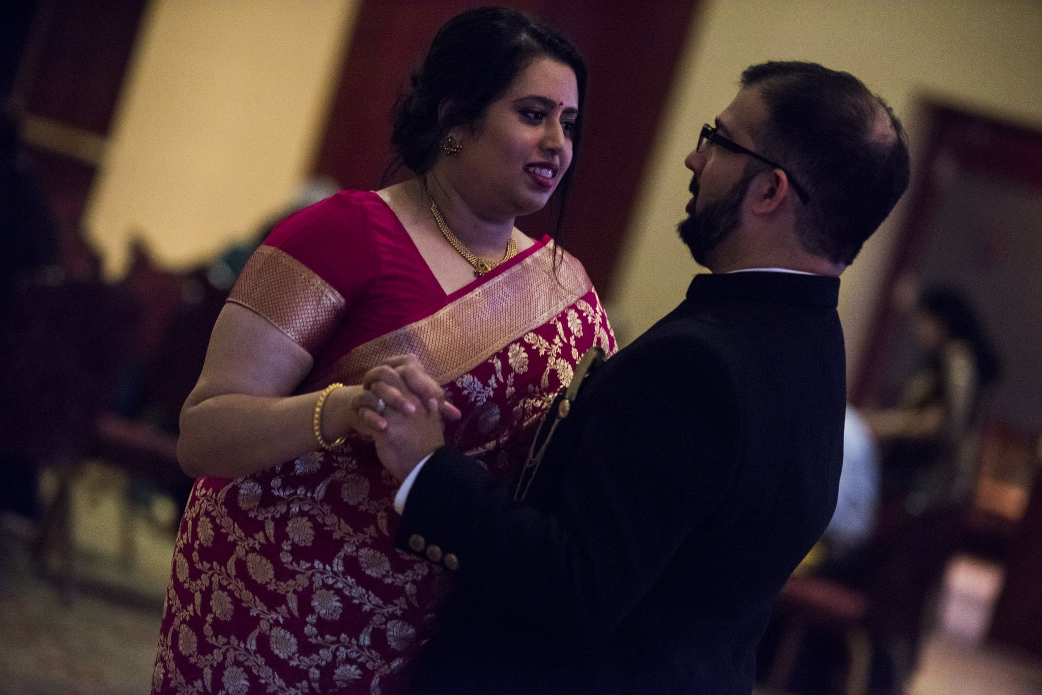Chirayu_Ragini_Wedding-Couples Dancing