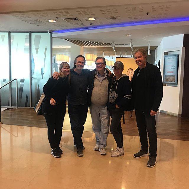 Proud to be part of this amazing team of great humans in Warsaw at @creativitydayswarsaw last week. @canadianmusicweek @ebenjamin_139 @michaelperl64 @shaunadecartier #greatpeople #luckyme
