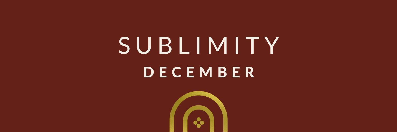 Christa Fontaine   Sublimity Playlist - December 2018