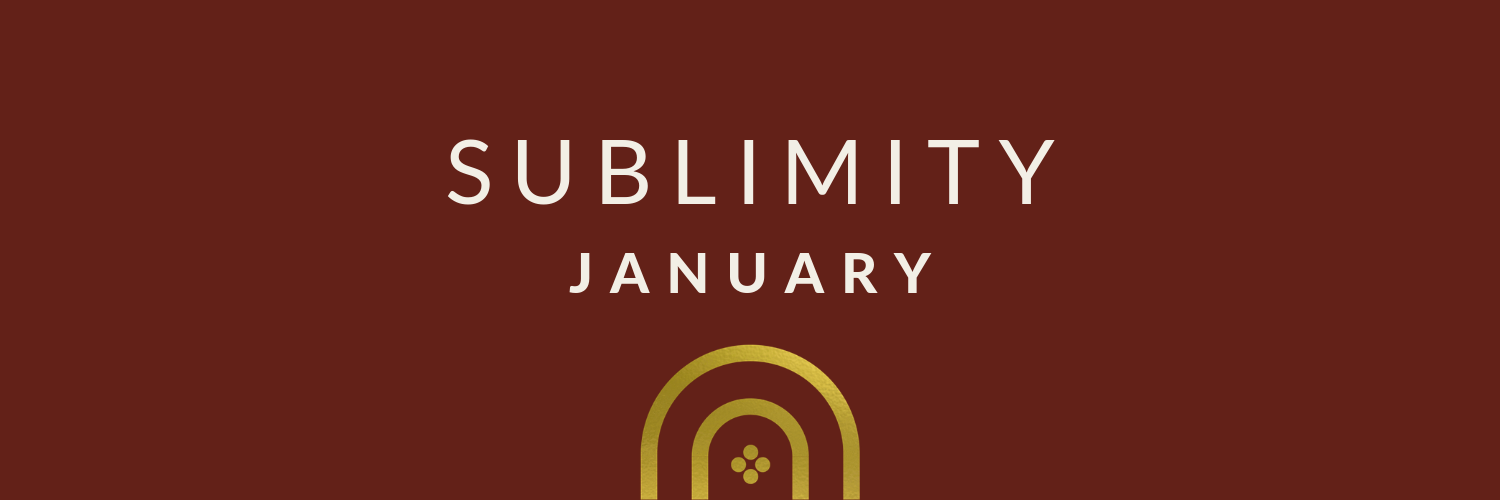 Christa Fontaine - The Integrated Alchemist | Sublimity Playlist - January 2019