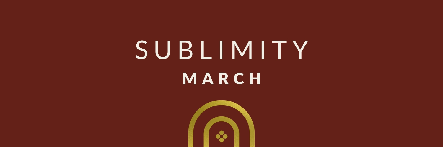 Christa Fontaine   Alchemy's Daughter - Sublimity March Banner