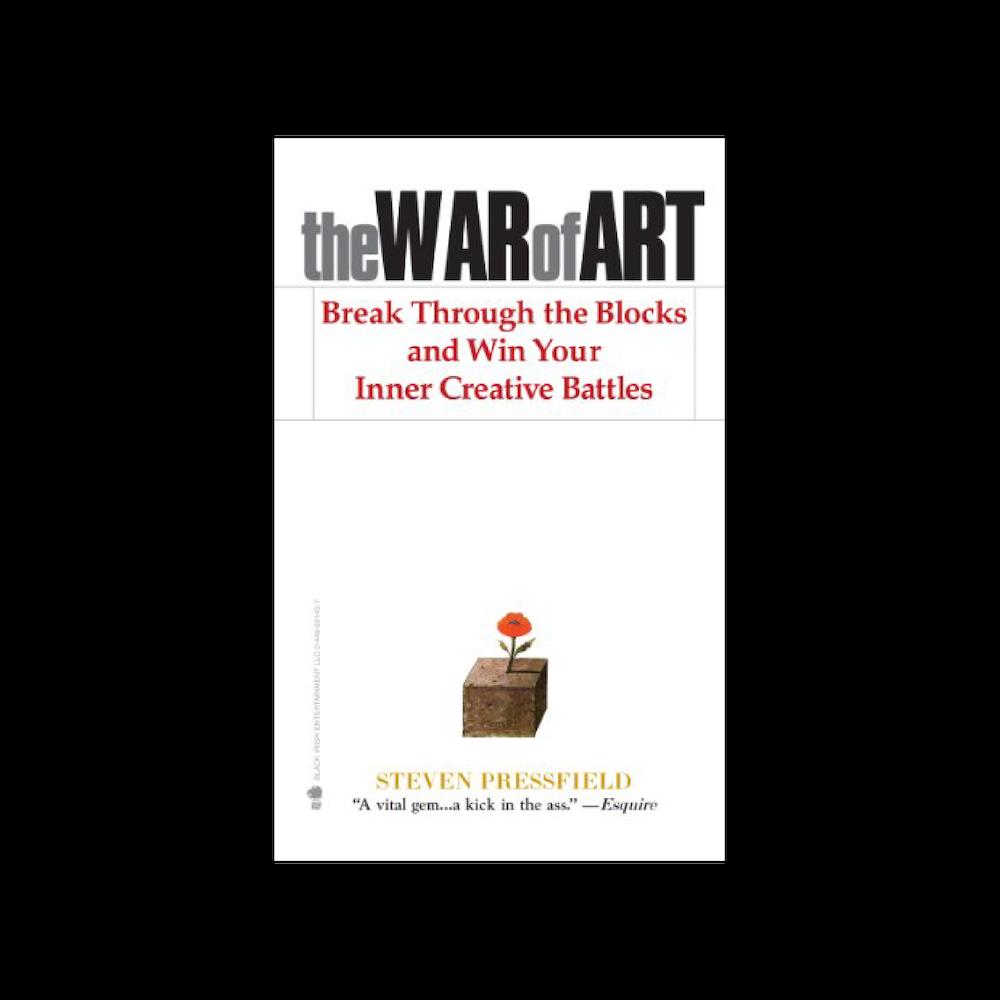 The War of Art   Steven Pressfield