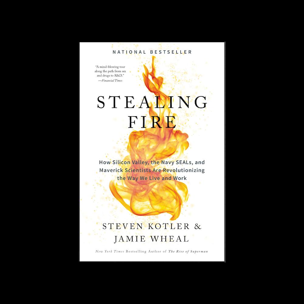 Stealing Fire   Steven Kotler & Jamie Wheal