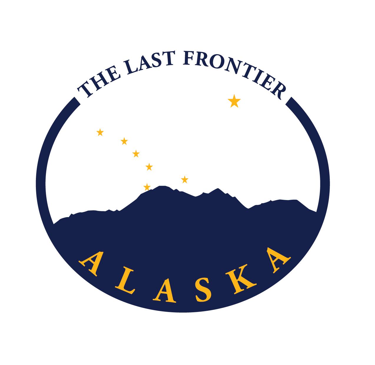 Alaska Travel Brochure Logo