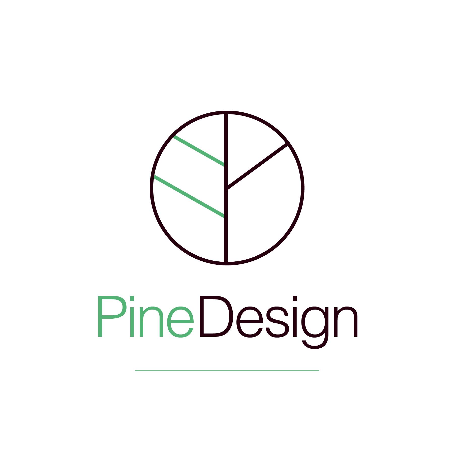 Pine Design Logo