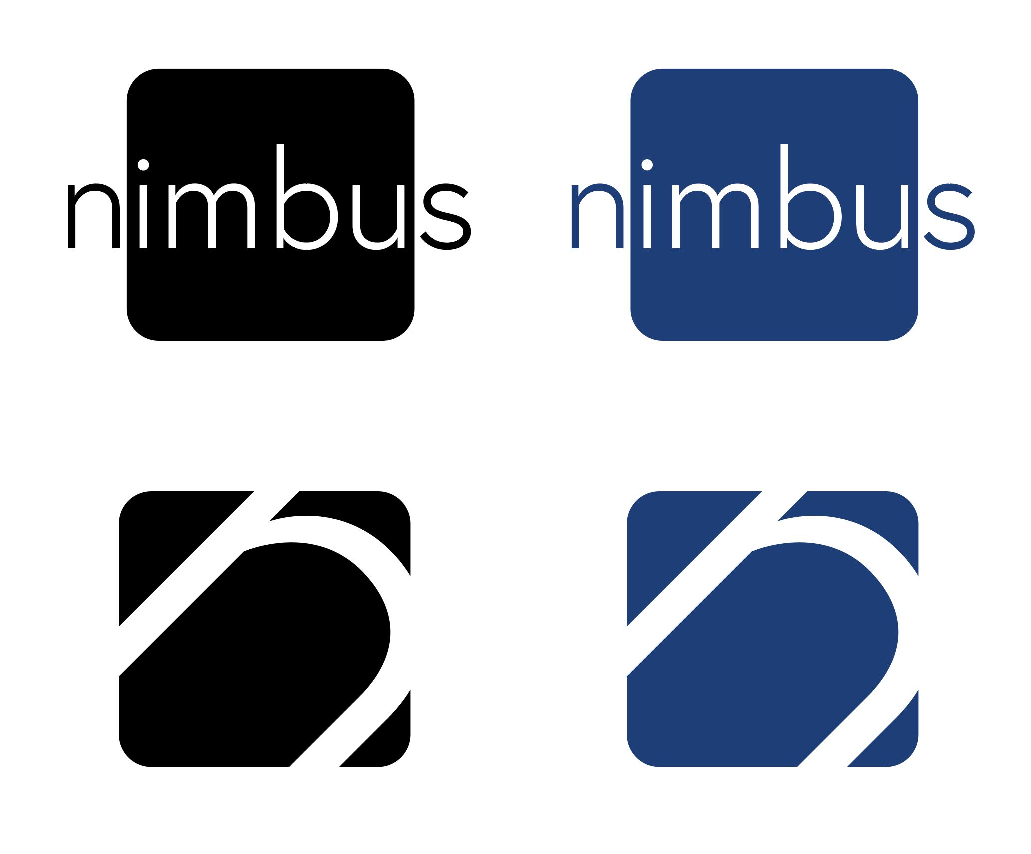 Nimbus Frame Logo and Monogram