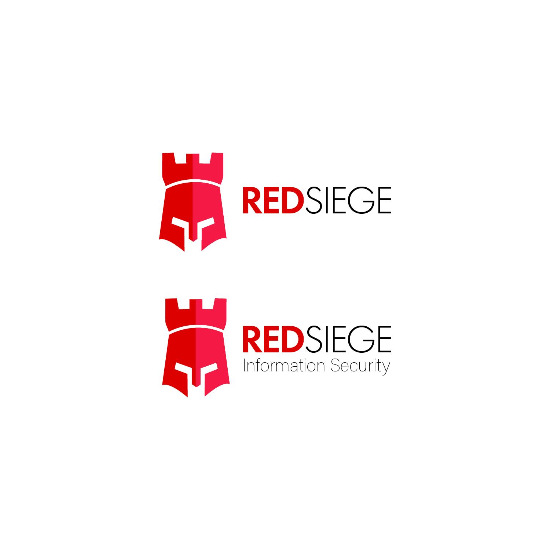 Red Siege Horizontal Logos