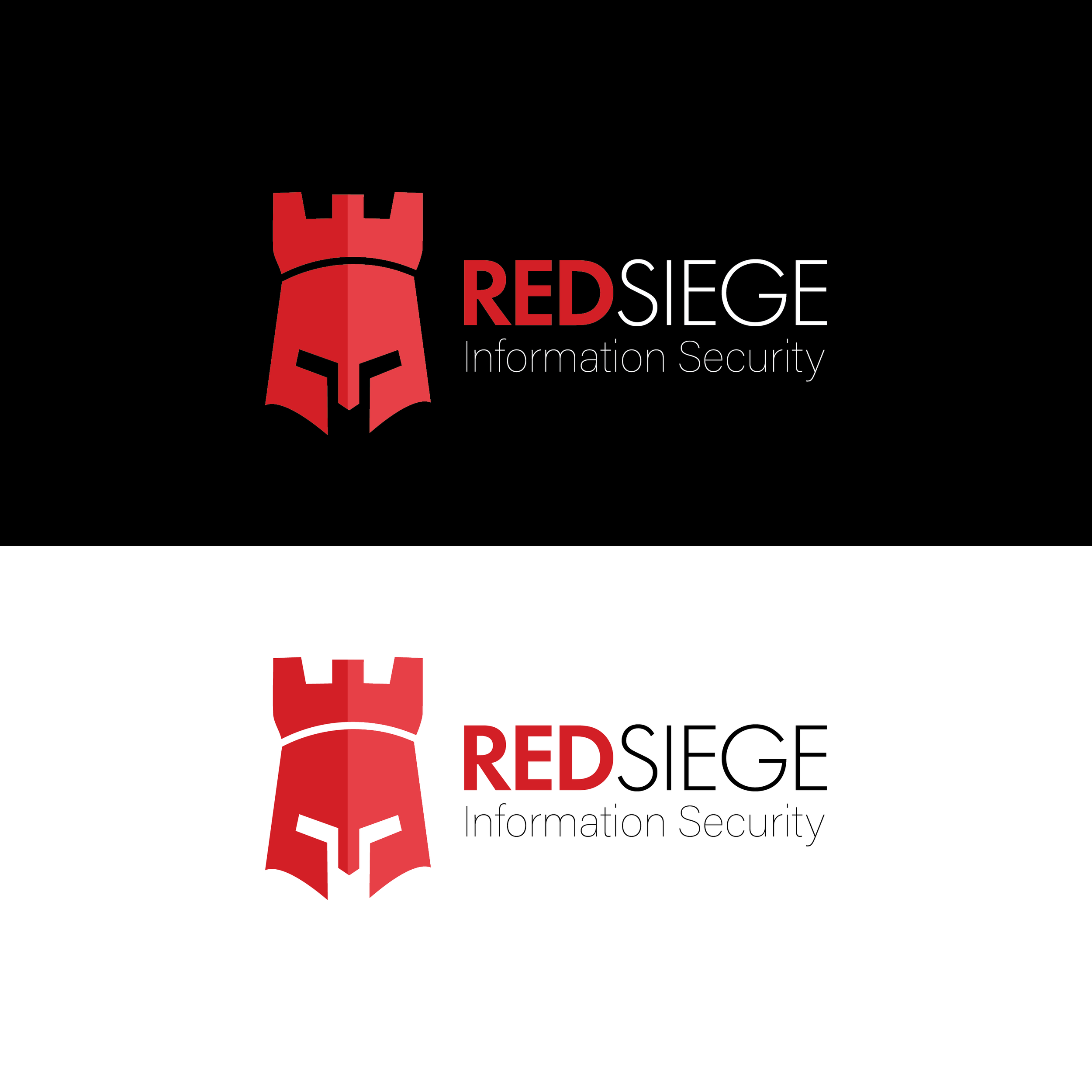 Red Siege Horizontal Primary Logo.