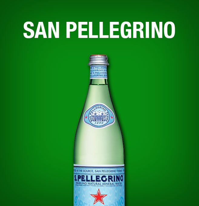 SPARKLING WATER | ITALY