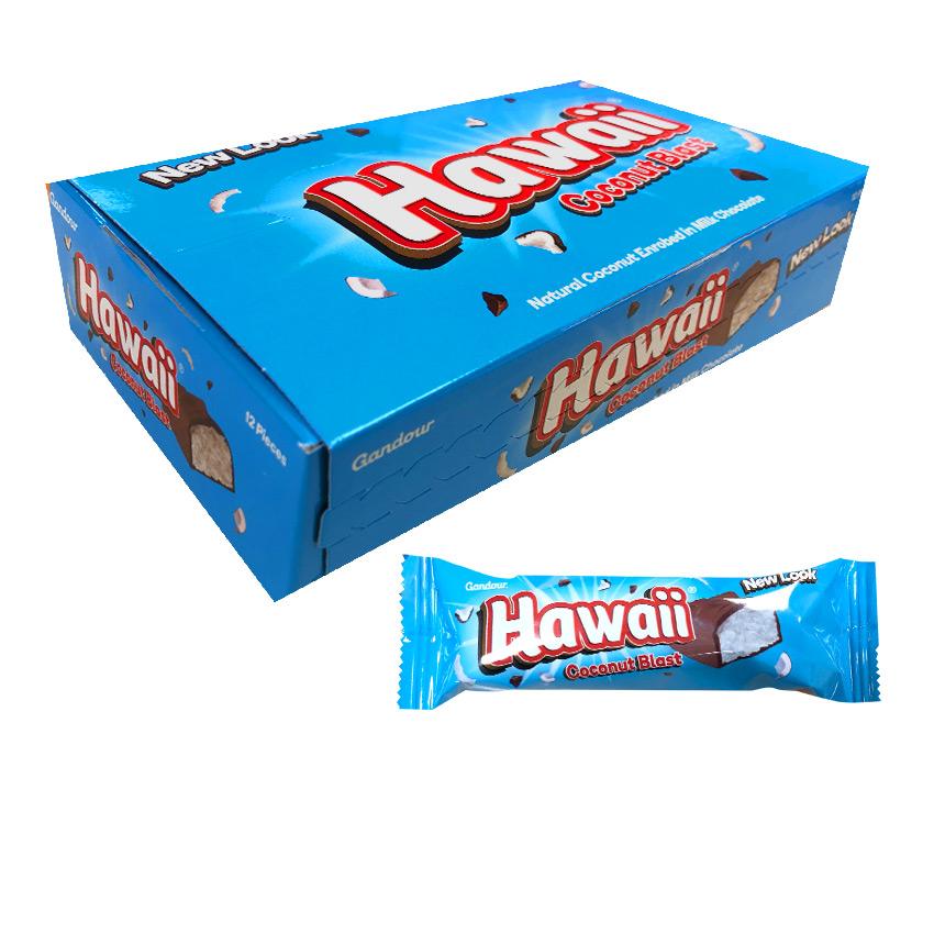 HAWAII COCONUT CRUNCH