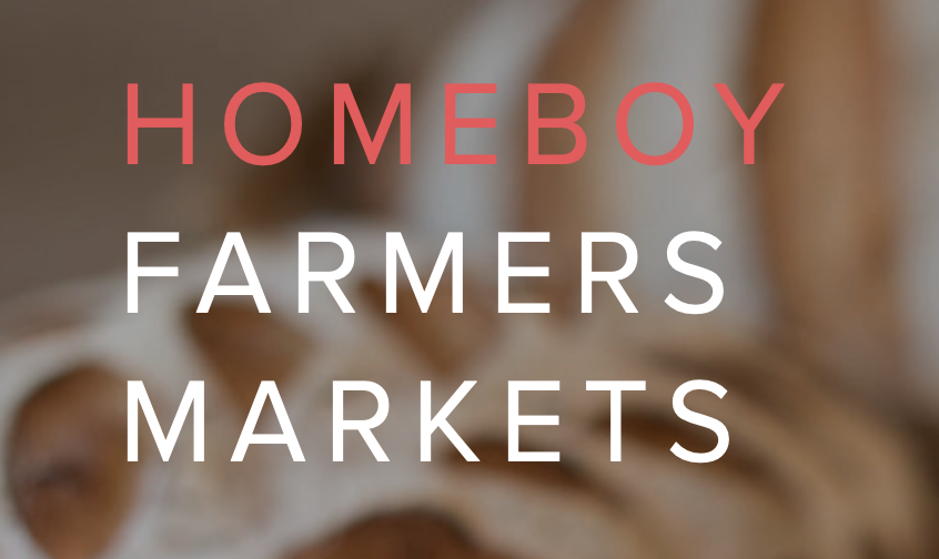 Homeboy farmers markets
