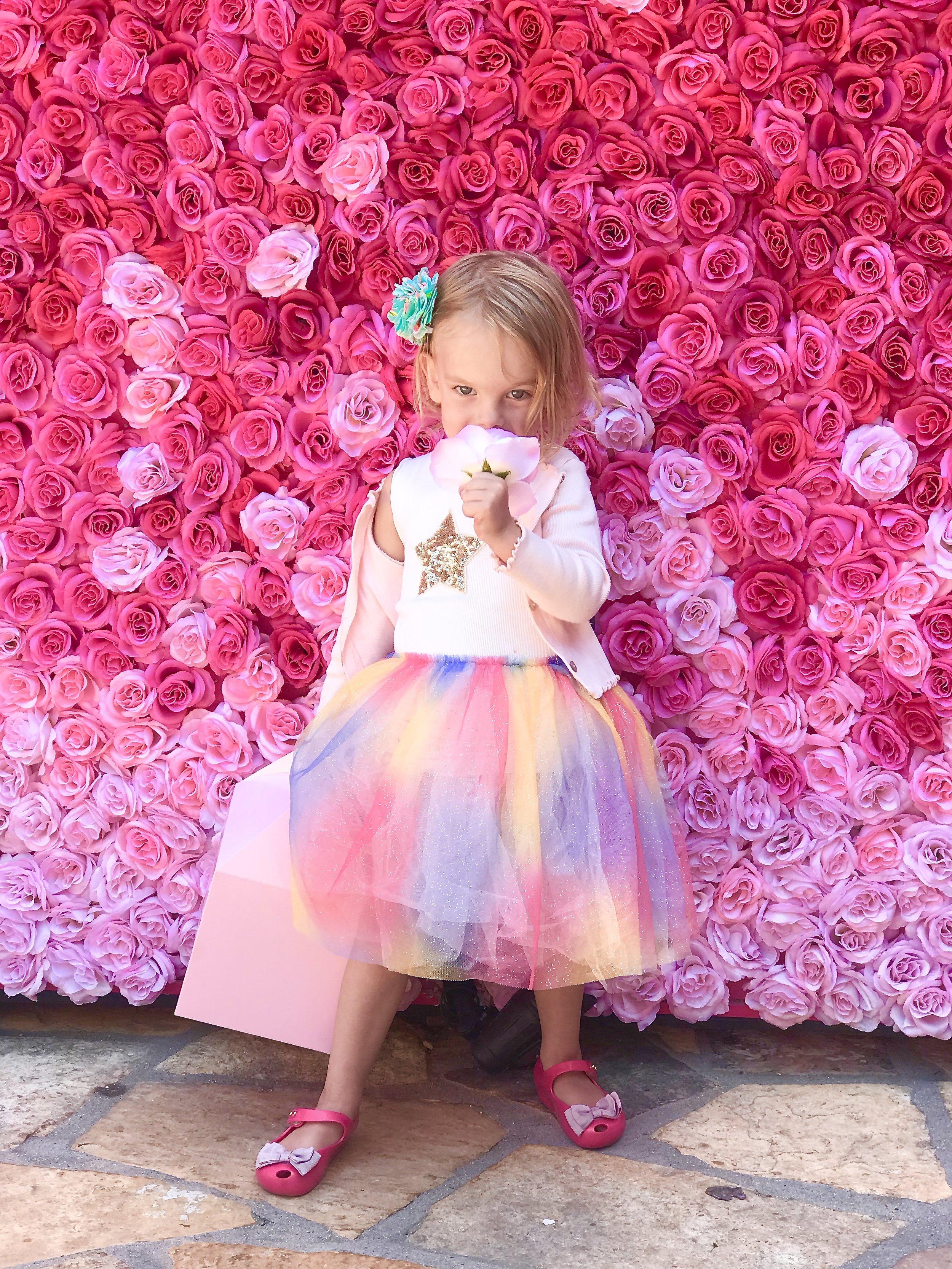 jemma petite hailey rainbow tutu dress
