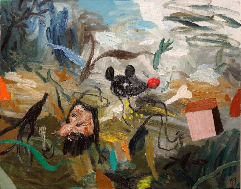Before the snowfall, oil on canvas, 73×92 cm, 2017.jpg